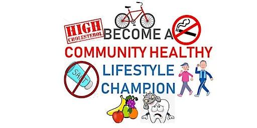 Community Healthy Lifestyle Champion
