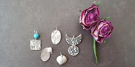 Silver Clay Jewellery Beginners Workshop - with artist Rebecca Miller tickets