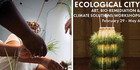 ECOLOGICAL CITY - Art, Bio-Remediation & Climate Solutions Workshops tickets