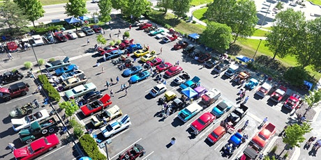 Apex Foundation Father's Day Car Show 2020 tickets