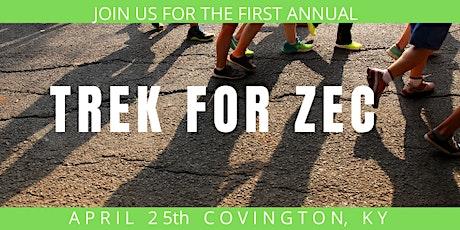 Trek for ZEC 5K tickets