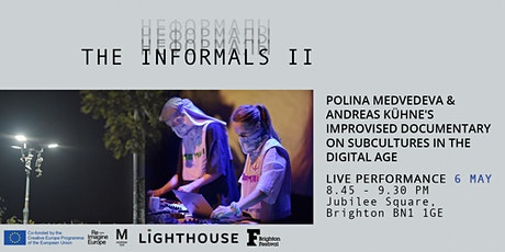 TBA: The Informals II: Performance at Brighton Festival tickets