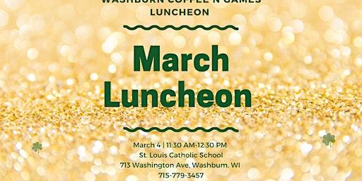 Washburn Luncheon Games March 2020