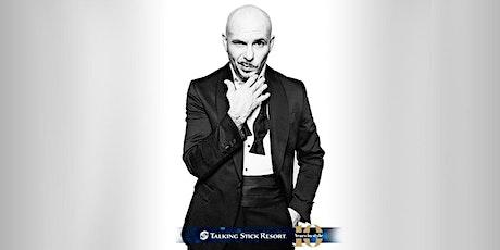 Pitbull tickets