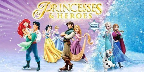 Fort McCoy- Princess and Heroes Dance- Suspended for rescheduling tickets