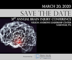 31st Annual Brain Injury Conference