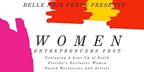 WOMEN ENTREPRENEURS FEST tickets