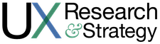 UX Research and Strategy logo