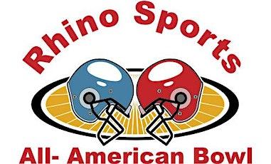 Rhino Sports All American Bowl tickets