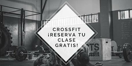 CrossFit, clase GRATUITA - CTS BOX entradas