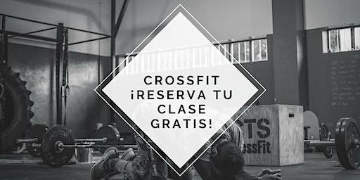CrossFit, clase GRATUITA - CTS BOX