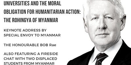 Universities and the Moral Obligation for Humanitarian Action tickets
