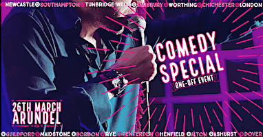 Comedy Special at the Norfolk Arms! (Arundel)