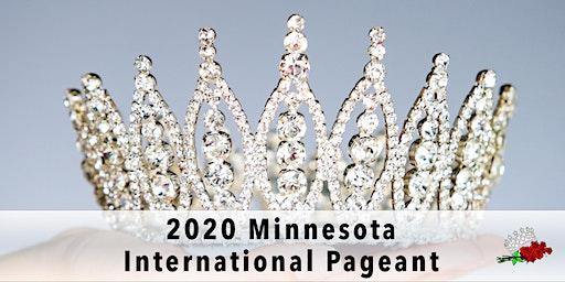 2020 Minnesota International Pageant