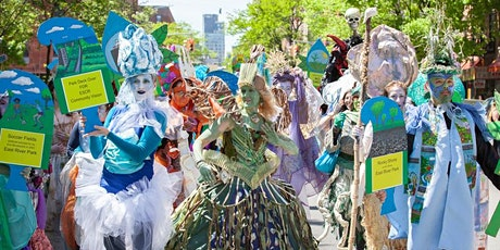 ECOLOGICAL CITY: Procession for Climate Solutions tickets