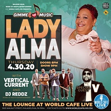 Lady Alma tickets
