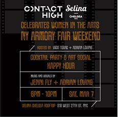 Woman in the Arts NY Armory Fair Weekend tickets