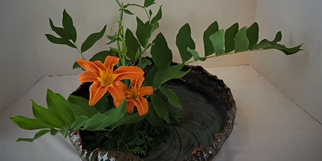 Japanese Flower Arranging for Continuing Students 2020 - Ohara School of Ikebana tickets