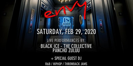 ENVY Penthouse Lounge 90's R&B - special guest BLACK ICE COLLECTIVE tickets
