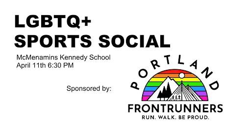 LGBTQ+ Sports Social