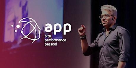 APP - Alta Performance Pessoal- GOLD ingressos