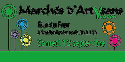 Marché d'été à la Rue du Four  (12.09.20)