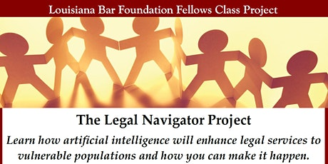 LBF Fellows Class Project - The Flight of the Legal Navigator  tickets