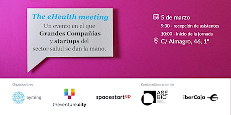 The e-Health Meeting entradas