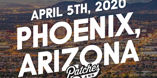 Patches and Pins Expo Phoenix