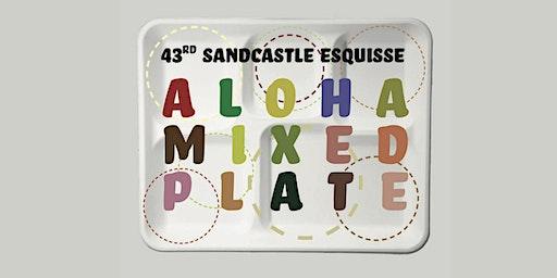 43rd Annual School of Architecture Sandcastle Esquisse