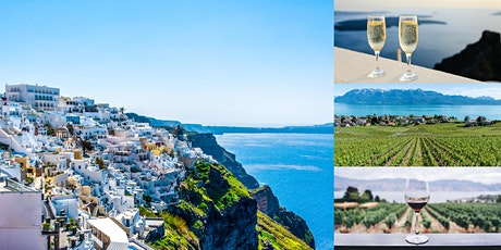 Tasting Island Wines, From Santorini to New Zealand tickets