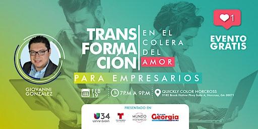 ¡TRANSFORMACIÓN EN EL COLERA DEL AMOR!