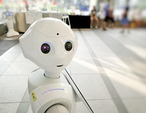 Artificial Intelligence: will robots replace human beings? billets
