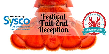 The Nova Scotia Lobster Crawl Festival Tail-End Reception tickets