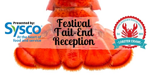 The Nova Scotia Lobster Crawl Festival Tail-End Reception