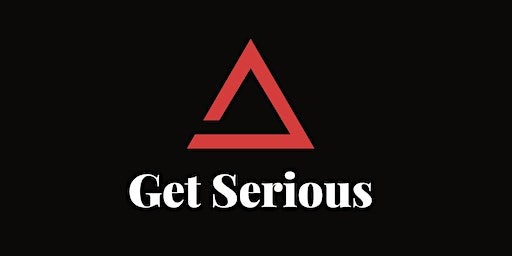 Get Serious Mindset Launch. Change your mind, change your results!