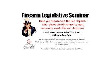 Legislative Seminar on LB-58 and LB-816