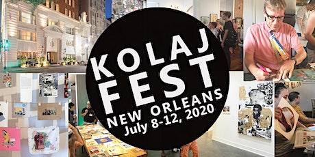 Kolaj Fest New Orleans 2020 tickets