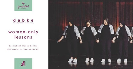Womens-Only dabkeh lessons tickets