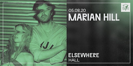 Marian Hill @ Elsewhere (Hall) tickets
