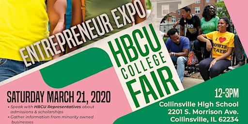 AKA Upsilon Phi Omega Chapter-HBCU College Fair & Entrepreneur Expo