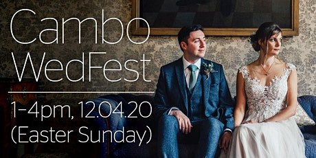 Cambo WedFest 2020 tickets