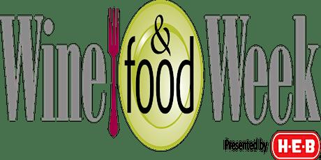 Volunteer for Wine & Food Week 2020 tickets