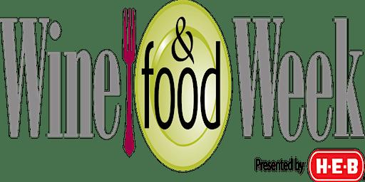 Volunteer for Wine & Food Week 2020