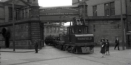 Fairfield Heritage walking tour - explore Govan's rich shipbuilding history tickets