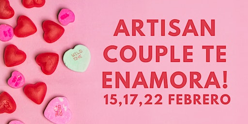 Artisan Couple te enamora!