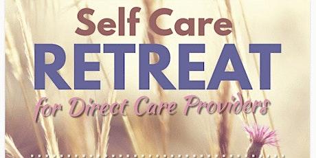 Self Care Retreat For Direct Care Providers with Speaker, Olga Phoenix, MPA, MA tickets