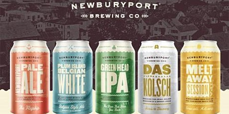 Newburyport Beer Tasting tickets