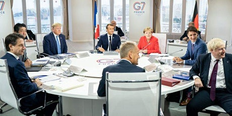 The future of sustainable finance at the G7: London update tickets