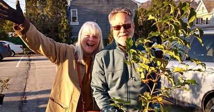 Tree Giveaway: Point Breeze/Shadyside tickets